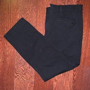 Gap Skinny Ankle Black Pant